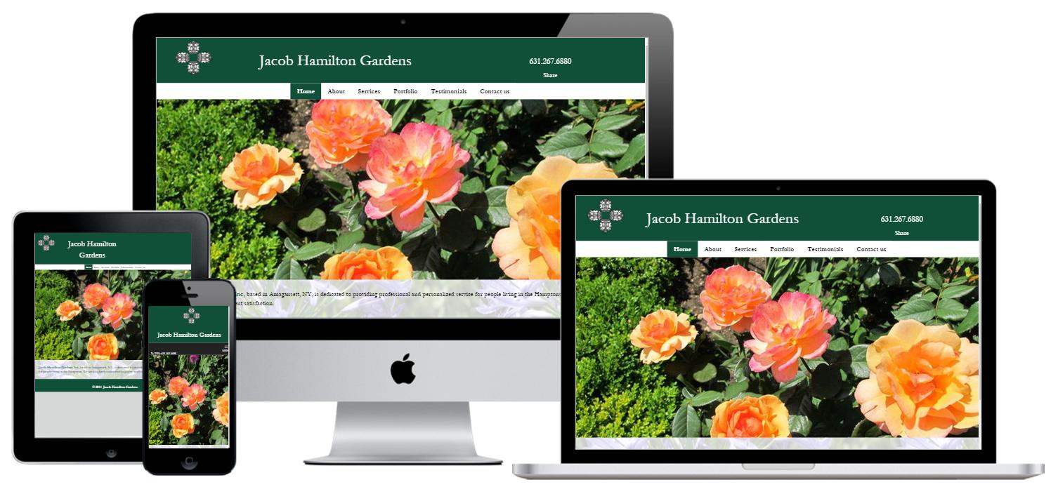 Jacob Hamilton Gardens